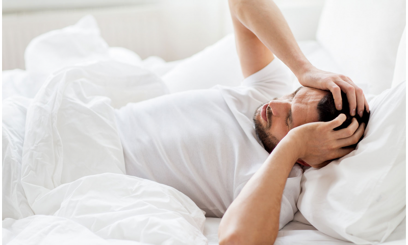 Malos hábitos descansando